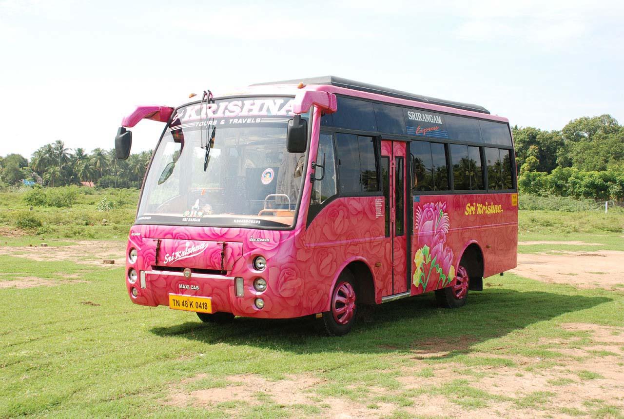 Sri Krishna Travels Trichy Tamilnadu South India And All